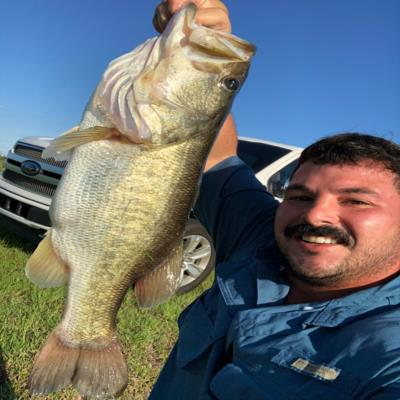 Alex Hamilton | 8lb Largemouth