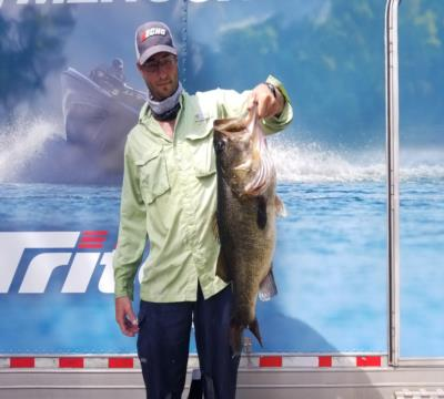 Largemouth Bass caught by Bobby Taylor