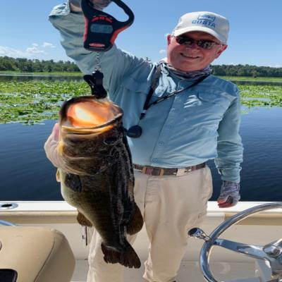 Rodman 10.0 lb Largemouth Bass